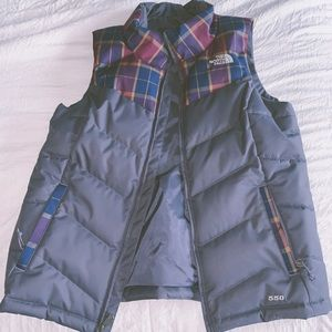 NORTHFACE VEST- Like NEW condition